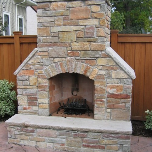 Chilton Fireplace