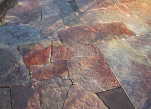 Chilton Flagstone Patio
