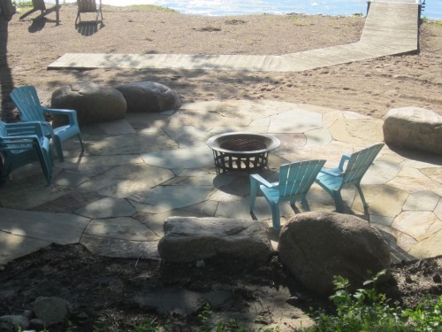 Firepit Patio