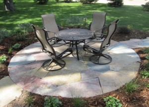 Edina Flagstone Patio