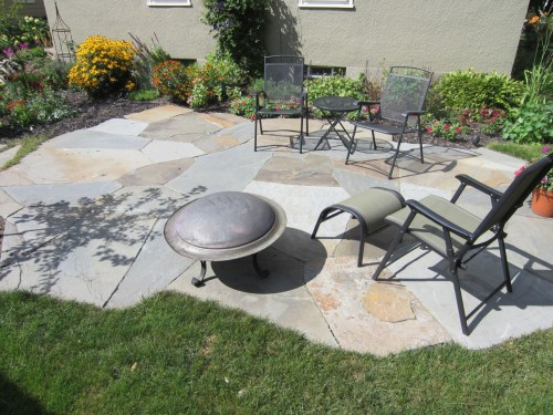 Eleanor Flagstone Patio