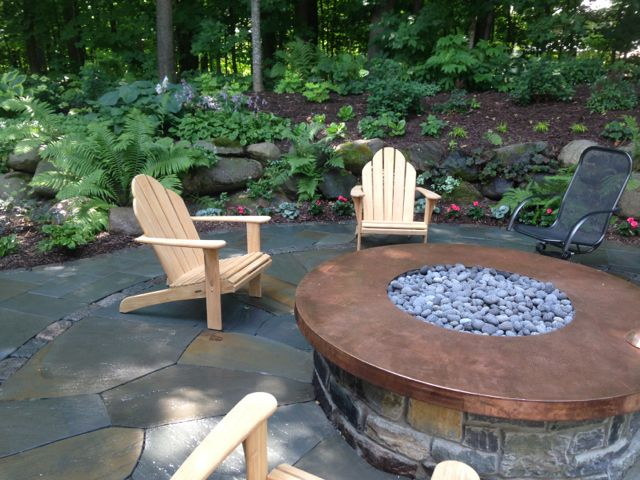 Long Lake Bluestone Patio