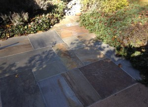 Full Color Bluestone Detail